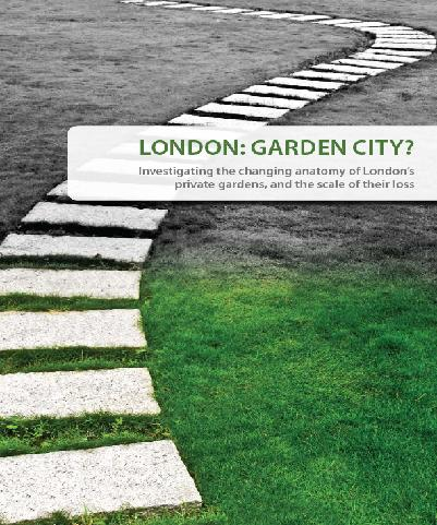 London: Garden City? | energy for london